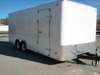 2021 Pace Outback 81/2 x 20 Car Hauler