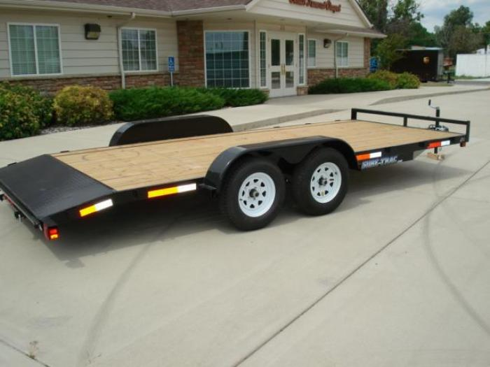 http://www.platinumautocenter.net/autos/2019-SureTrac-7-x-18-7K-Car-Hauler-Big-Timber-MT-599 - Photo #1
