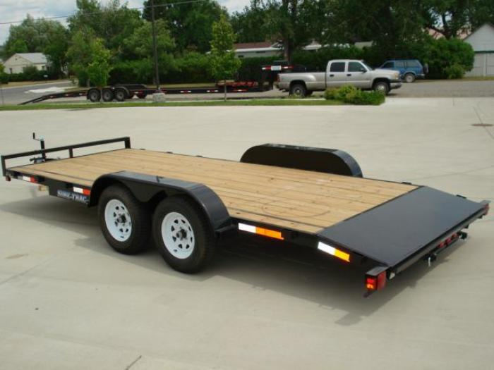 http://www.platinumautocenter.net/autos/2019-SureTrac-7-x-18-7K-Car-Hauler-Big-Timber-MT-599 - Photo #2