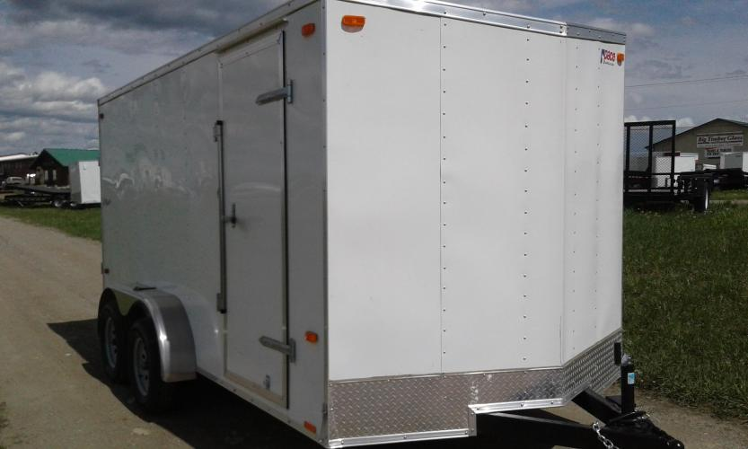 2019 Pewter Pace OutBack 7 x 14 , located at 80 Big Timber Loop Road, Big Timber, MT, 59011, (406) 860-8510, 45.837139, -109.951393 - Photo #1