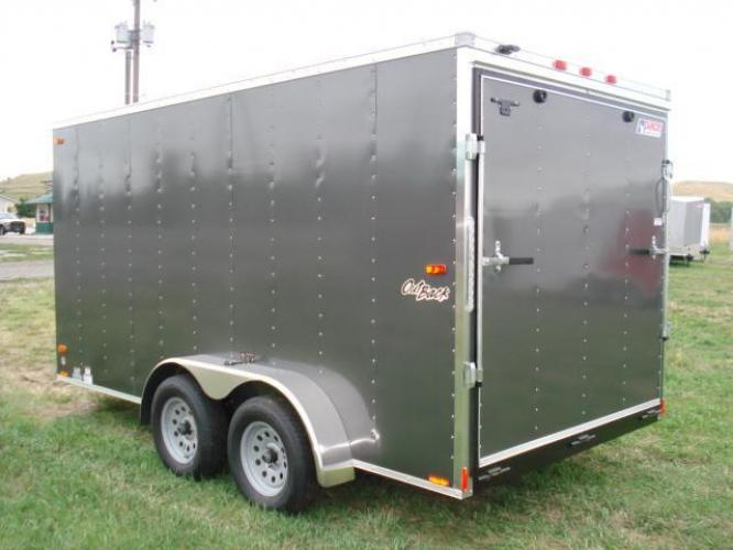 2019 Pewter Pace OutBack 7 x 14 , located at 80 Big Timber Loop Road, Big Timber, MT, 59011, (406) 860-8510, 45.837139, -109.951393 - Photo #8