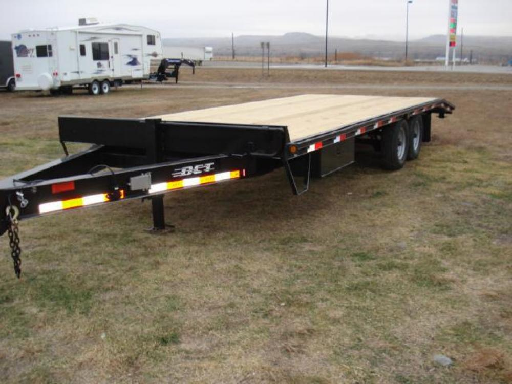 2021 Black DCT 81/2 x 20 + 4 Deckover Equip , located at 80 Big Timber Loop Road, Big Timber, MT, 59011, (406) 860-8510, 45.837139, -109.951393 - Photo #3