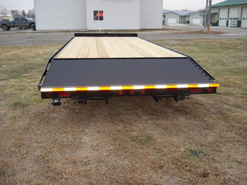 2021 Black DCT 81/2 x 20 + 4 Deckover Equip , located at 80 Big Timber Loop Road, Big Timber, MT, 59011, (406) 860-8510, 45.837139, -109.951393 - Photo #4