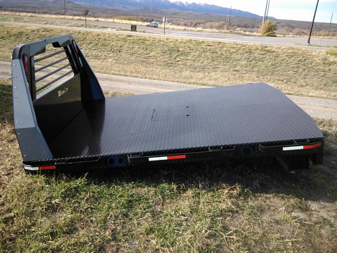 2019 Black Besler Flatbed , located at 80 Big Timber Loop Road, Big Timber, MT, 59011, (406) 860-8510, 45.837139, -109.951393 - Photo #1