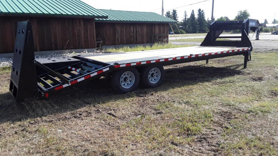 2021 SureTrac 81/2 x 25 GN Deckover , located at 80 Big Timber Loop Road, Big Timber, MT, 59011, (406) 860-8510, 45.837139, -109.951393 - Photo #4