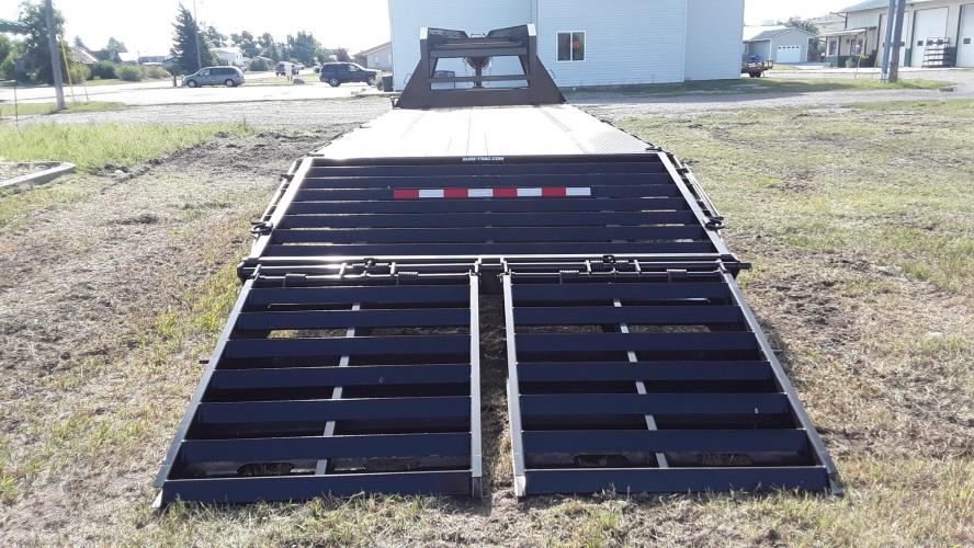 2021 SureTrac 81/2 x 25 GN Deckover , located at 80 Big Timber Loop Road, Big Timber, MT, 59011, (406) 860-8510, 45.837139, -109.951393 - Photo #5